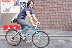 株式会社はてな 生産性を高め、残業は少なく!社員の健康と脳力をアップする「自転車通勤支援」